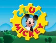 Club Mickey Website