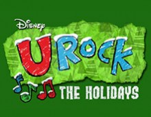 Disney uRock The Holidays Rebranding