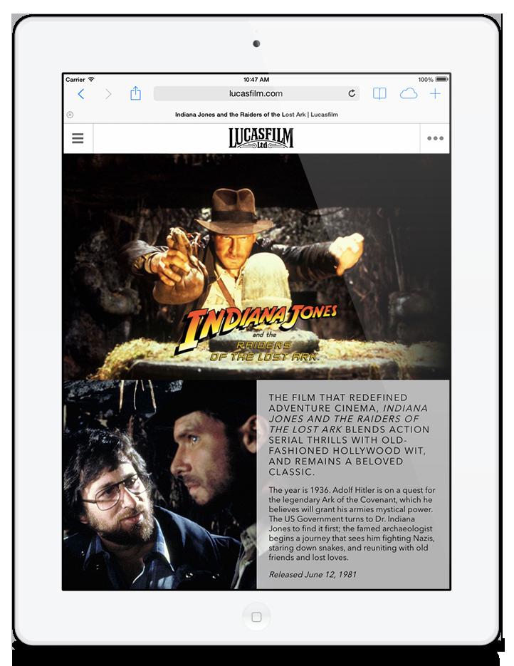 Lucasfilm Site